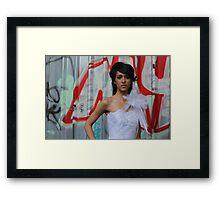Custard Factory Shoot 13-11-11 Framed Print