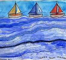 Three Ships Sailng In by Visuddhi