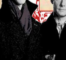Sherlock Sticker