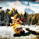 Frosty The Snowman by Keith Reesor