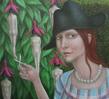 La Belle Jardiniere by James  Skelton Smith