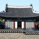 Hall, Changgyeong Palace by Jane McDougall