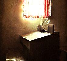 The Desk by Debra Fedchin