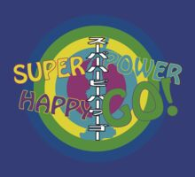 SUPER HAPPY POWER GO! by digitalsprawl