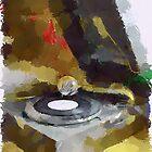 Old Gramophone by yumas