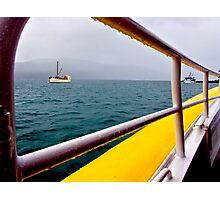 Tasmania Tuna Boats in Port Phillip Bay Photographic Print