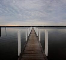 Wattle Point Panorama by Andrejs Jaudzems