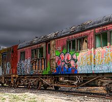 Painted Carriages by raymac