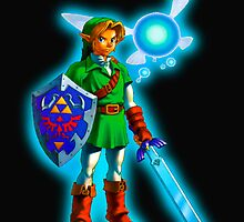 Ocarina of Time by SkinnyJoe