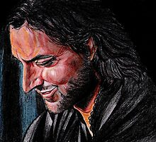 "Richard Armitage ""Fire"" by jos2507"
