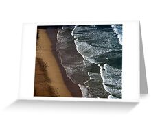 Portsalon Beach Greeting Card