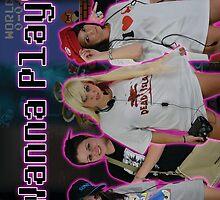 "JCVG 2011 ""Girls Wanna Play"" Poster by BaronVonRosco"