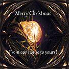 Merry Christmas by Melissa Carlini