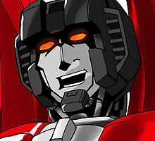 Starscream by Qutone