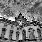 Charlottenburg palace Berlin Germany by pdsfotoart