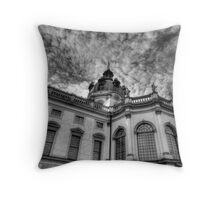 Charlottenburg palace Berlin Germany Throw Pillow