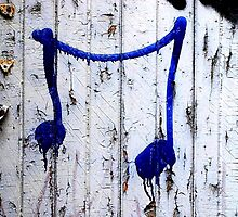 Montreal - Blue song. by Jean-Luc Rollier
