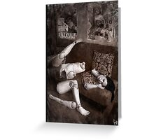 Gothic Photography Series 224 Greeting Card
