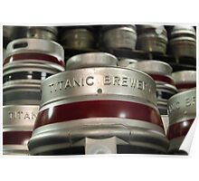 'TITANIC'.............Brewery Poster
