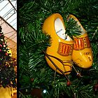 WoodenShoes Xmas Tree - diptych by steppeland