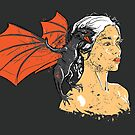 Mother of Dragons by kentcribbs