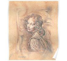 Da Vinci`s Angel Poster