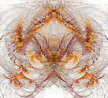 A mirror of flames III by cofiant