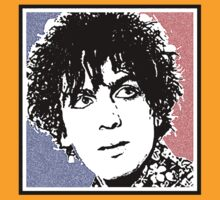SYD BARRETT by OTIS PORRITT