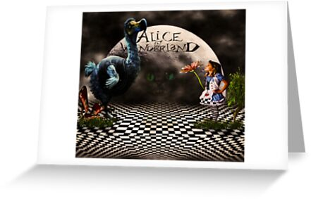 Alice In Wonderland by Don Alexander Lumsden (Echo7)