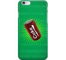 It's Heaven in a Can iPhone Case/Skin