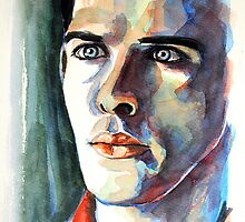 Colin Morgan, featured in Painters Universe by FDugourdCaput