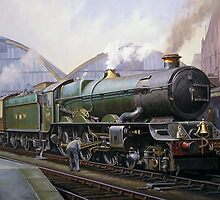 KG5 at Paddington by Mike Jeffries