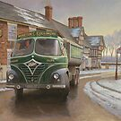 Mickey Mouse Foden, Moreton C. Cullimore by Mike Jeffries
