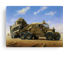 Scammell Pioneer  Canvas Print