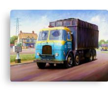 TVW bulk coal lorry Canvas Print
