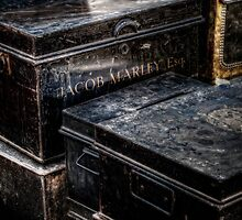 Marley's Boxes by Alan E Taylor