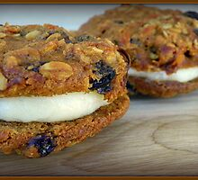 Carrot Cake Cookie by LisaMarie Miranda