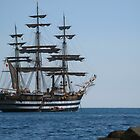 "Tutti a bordo dell'  ""AMERIGO VESPUCCI""...& 6000 visualizzaz . GENNAIO 2013- featured in italia 500+-FEATURED RB EX  PLORE 13 DICEMBRE 2011...---. by Guendalyn"