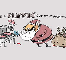 Have a FLIPPIN' Great Christmas by Dean Rankine