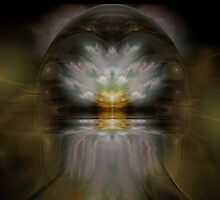 Origin by Craig Hitchens - Spiritual Digital Art
