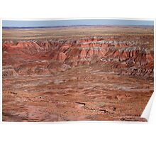 The Painted Desert  8064 Poster