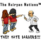 The Hairyan Nations by Exklansman