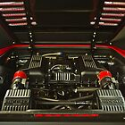 Ferrari 355 Engine by SharpNeverDull