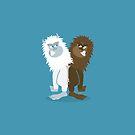 Yeti v Bigfoot by copywriter
