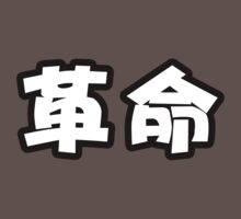 Revolution - Kanji by axesent