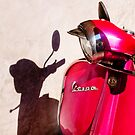 Vespa by Laurent Hunziker