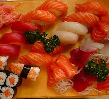 sushi and sashimi 2 by supergold
