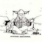 Wilhelmina Woolyspinner by Redbarron