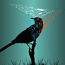 At the Birds Eye by Brandon  Dover