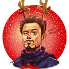 Merry Starkmas! by thenizu